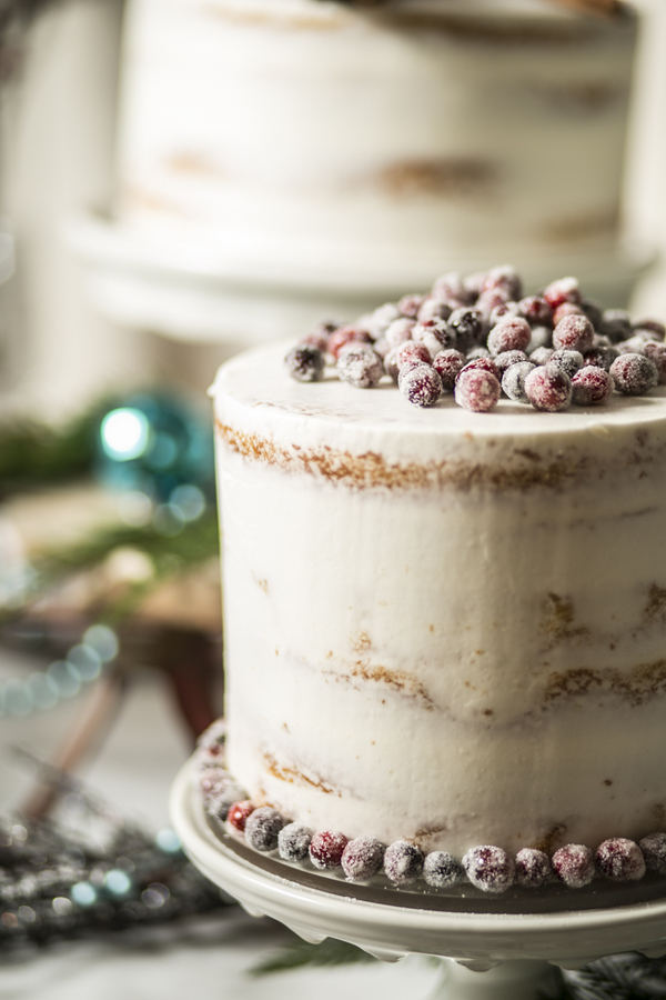 Holiday Spice Cake-11732