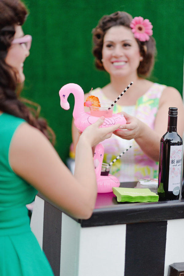 Pink Flamingo Cocktail-13855