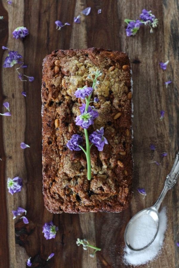 Blackberry Pine Nut Bread-14933