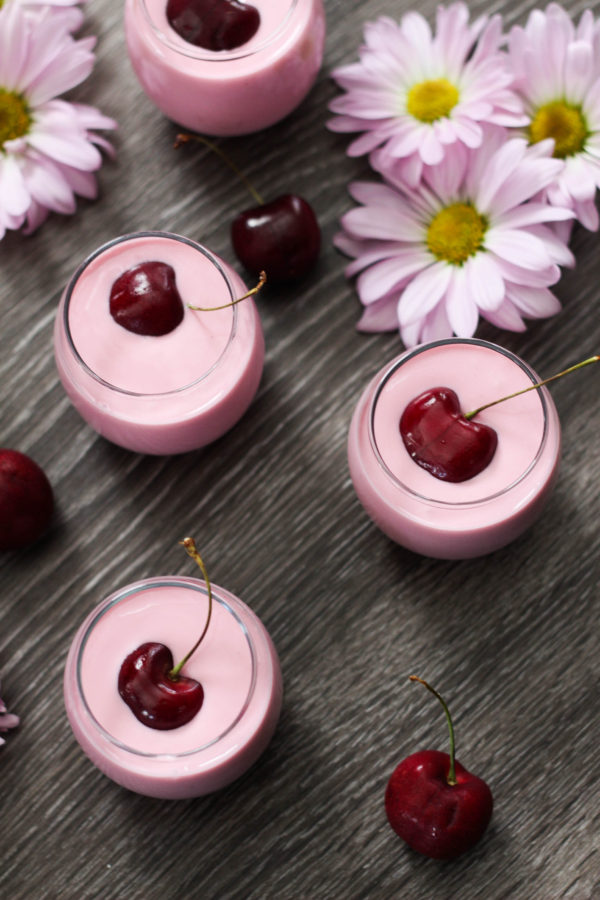 Skinny Cherry Lassi Shooters-14833