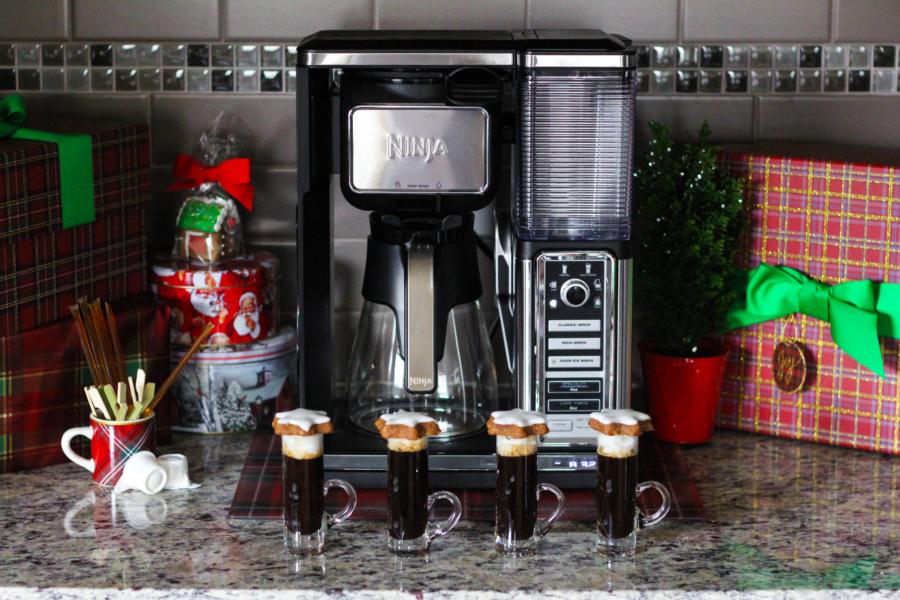 Ninja Coffee Bar: Recipe + Giveaway!-15800