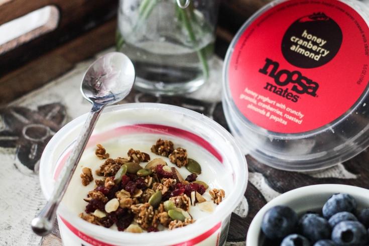 noosa mates yoghurt honey cranberry almond 735x490 - Noosa Mates