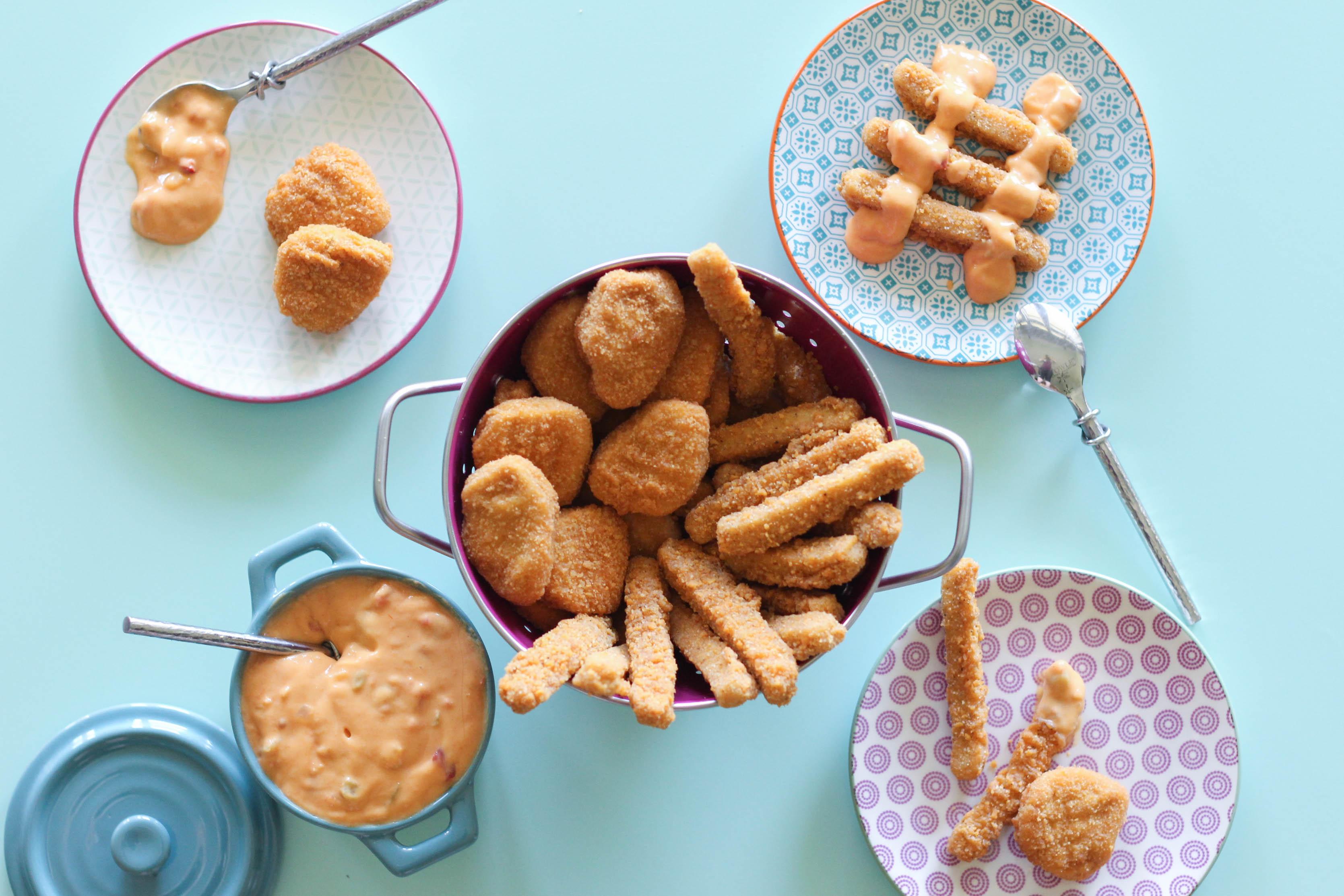 chicken nuggets, tyson, dinner