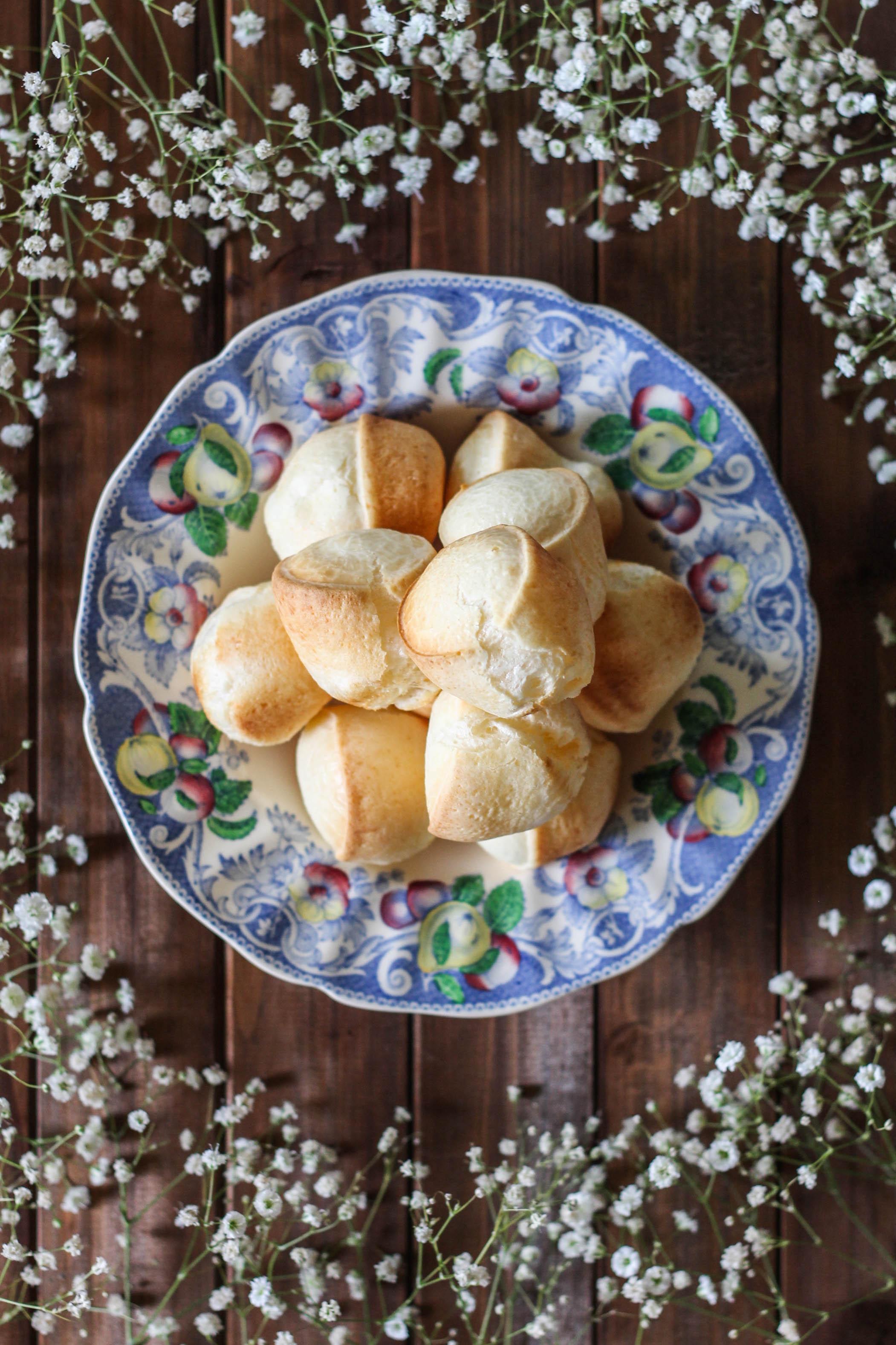 Brazilian Cheese Bread, TruffleHunter, White Truffle Brazilian Cheese Bread
