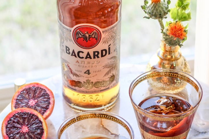 Rum Cocktail, Bacardi, Valkyrie