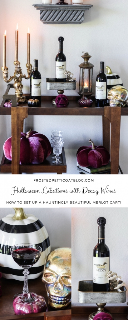 Halloween Libations with Decoy Wines Merlot 410x1024 - Halloween Libations with Decoy Merlot