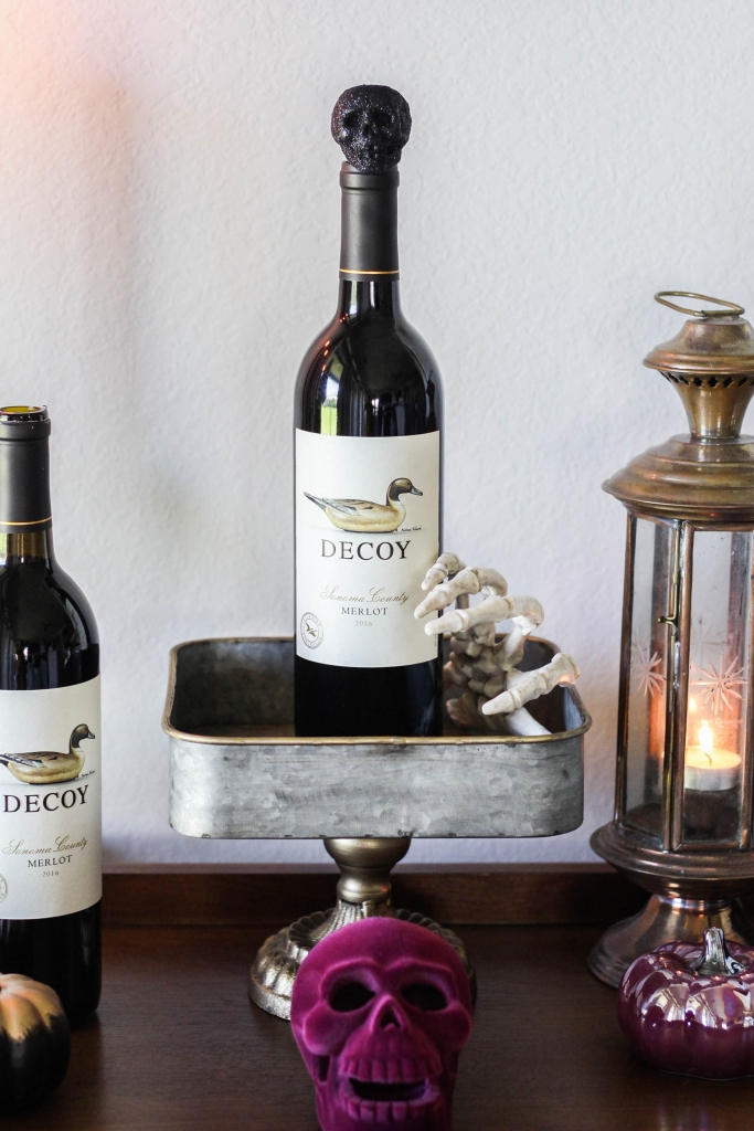 Halloween Libations with Decoy Wines Merlot 9 683x1024 - Halloween Libations with Decoy Merlot