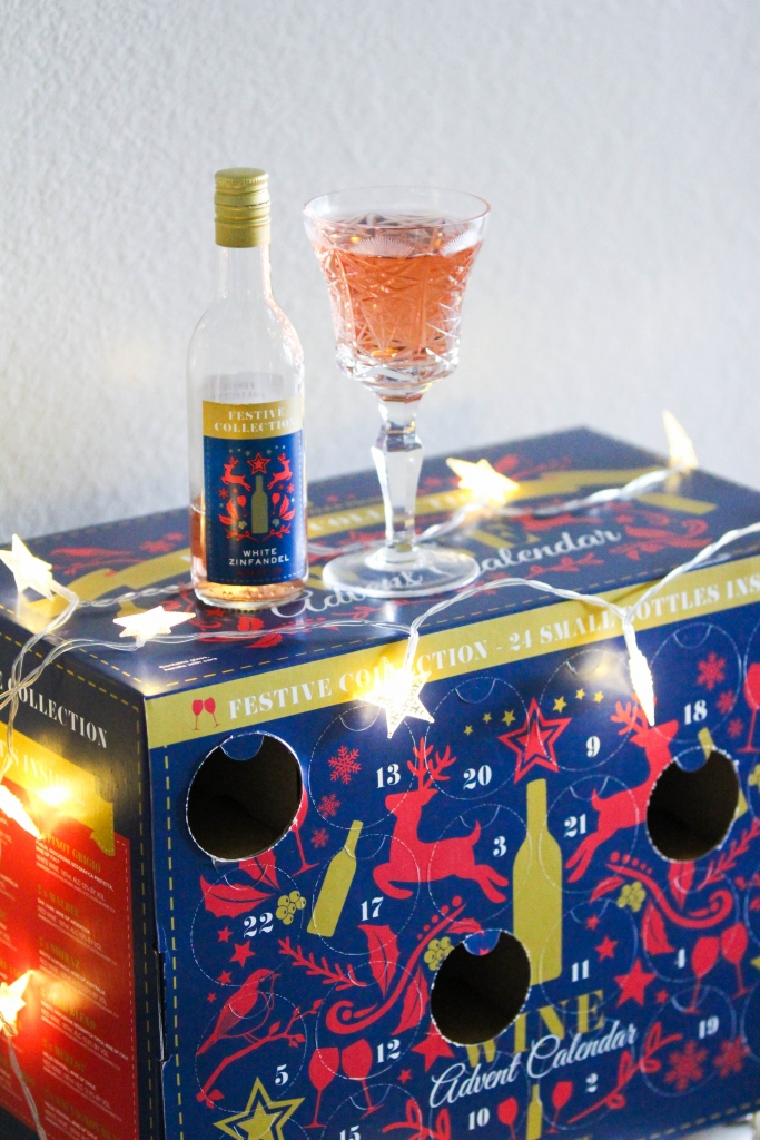 Aldi Wine Advent Calendar - Review & Giveaway