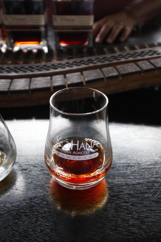 Hawaii's Hottest Export - Kō Hana Agricole Rum
