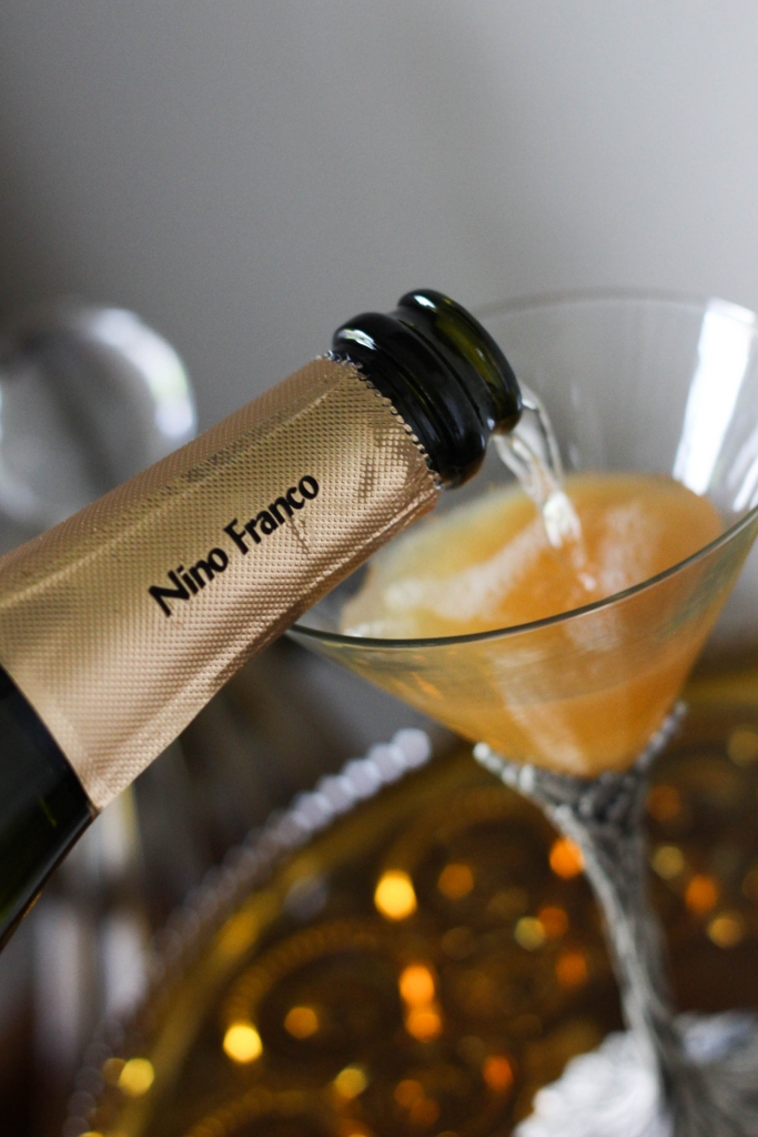 Maple Cinnamon Prosecco Cocktail with Nino Franco 4 683x1024 - Classic Rewind: Maple Cinnamon Prosecco Cocktail