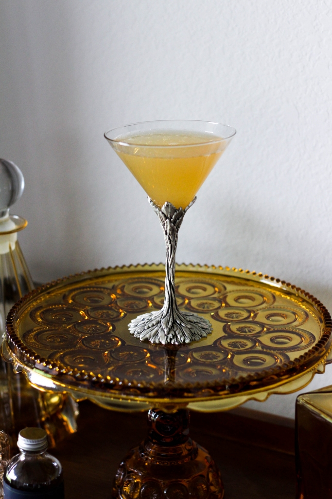 Maple Cinnamon Prosecco Cocktail with Nino Franco
