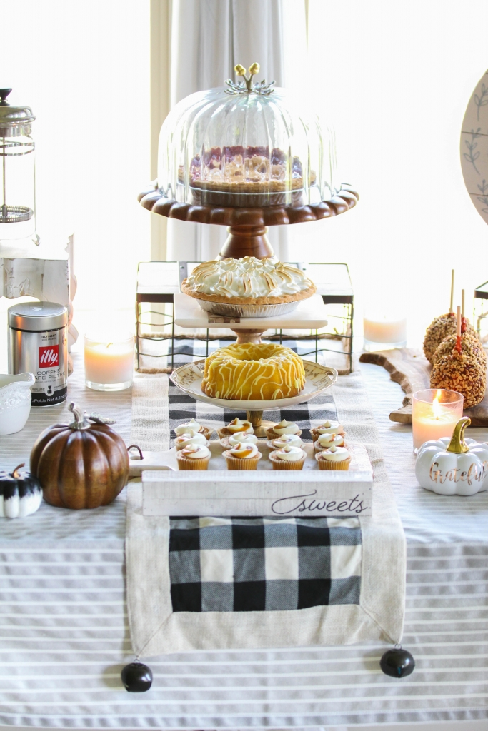 Thanksgiving Essentials - Sweets & Drinks with Ibotta