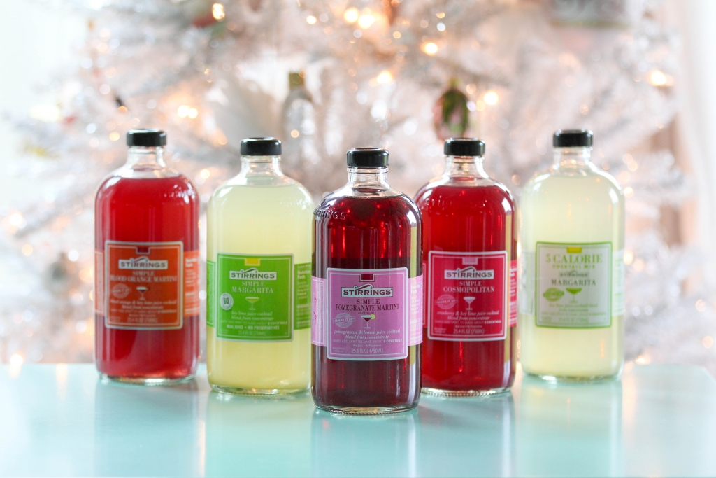 Delicious Holiday Cocktails with Stirrings 1 1024x683 - Delicious Holiday Cocktails with Stirrings