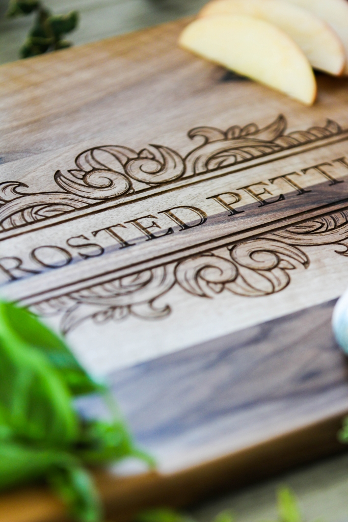 Engraved Chopping Block 3 683x1024 - Custom Holiday Gifting with Amazon Handmade