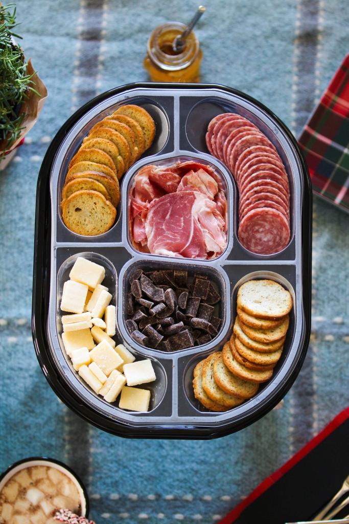 Entertaining Hack - Hillshire Social Snacking Platters