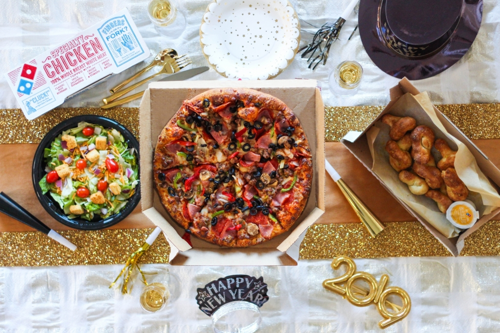 Ring in the New Year with Pizza  1024x683 - Ring in the New Year with Pizza