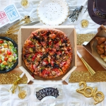 Ring in the New Year with Pizza