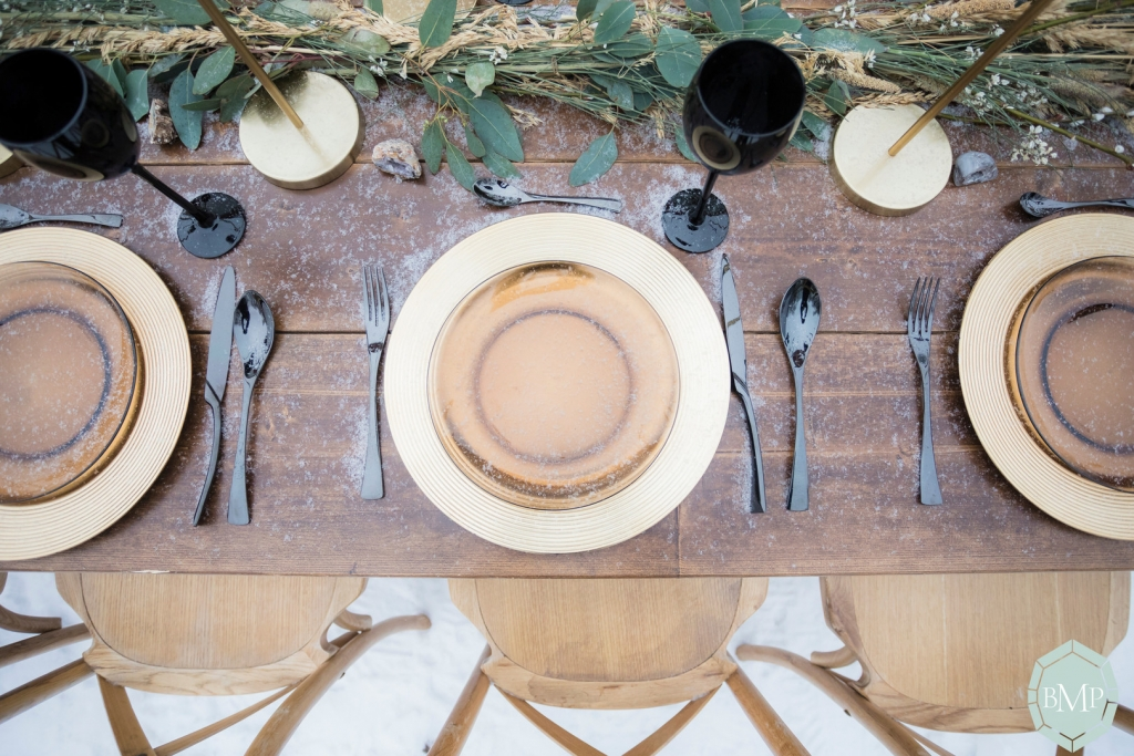 American Gothic Formal Dining - Bethany Melvin Photography