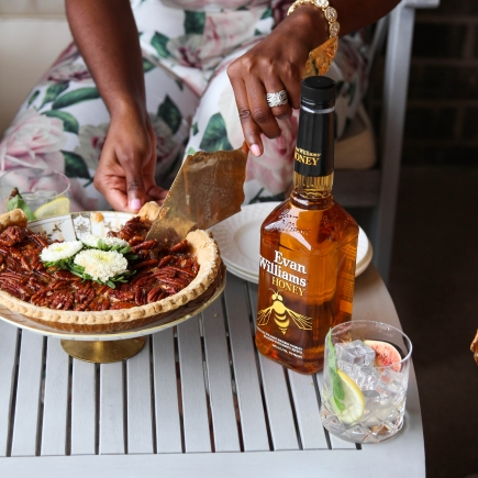 Southern Patio Spring Fling with Evan Williams Honey