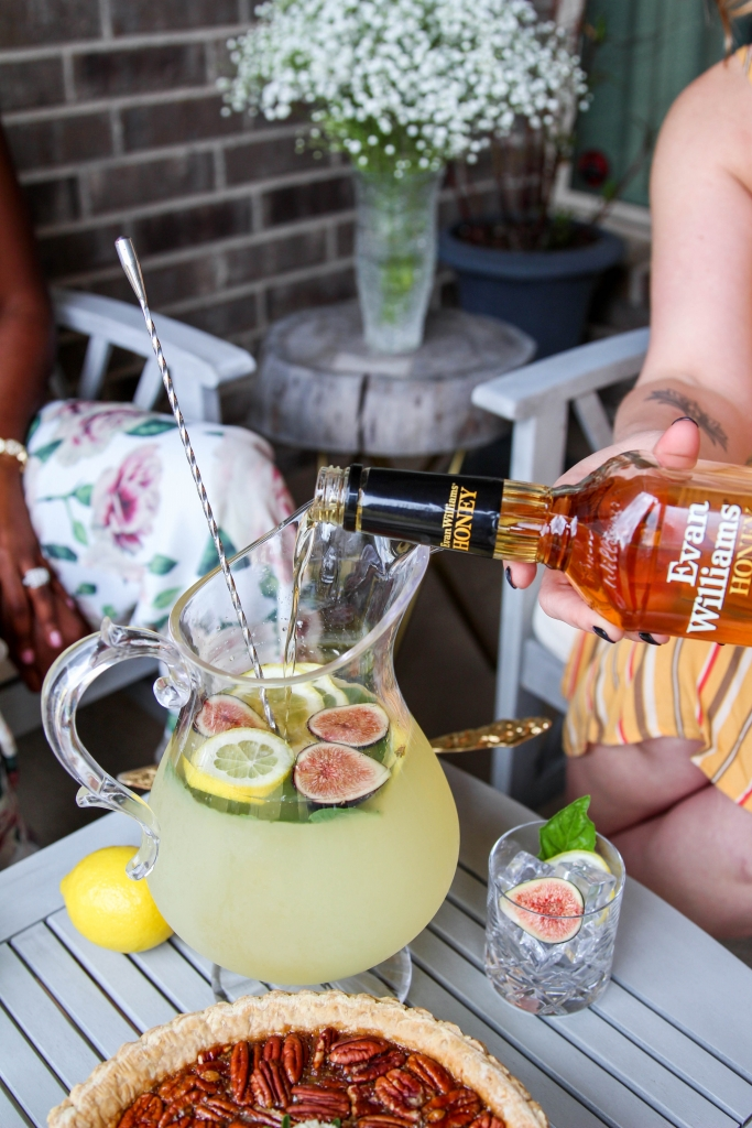 Southern Patio Spring Fling with Evan Williams Honey 3 683x1024 - Southern Patio Spring Fling with Evan Williams Honey
