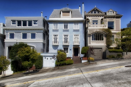 san francisco california city cities 63590 450x300 - 5 Causes Of Mold In Your Home