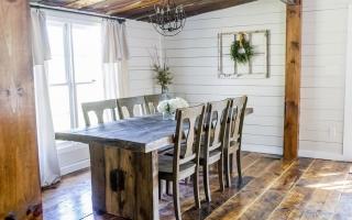 Home & Design: Georgia Farmhouse