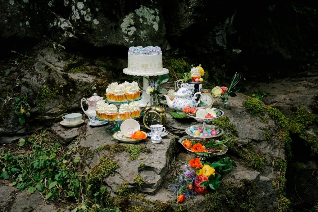 The Secret Garden Tea Party