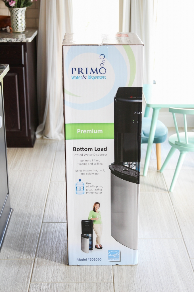 Primo Water + Dispenser System