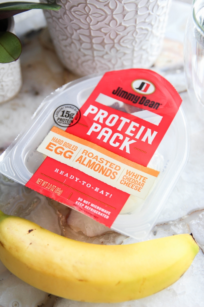 Protein Break with Jimmy Dean Protein Packs