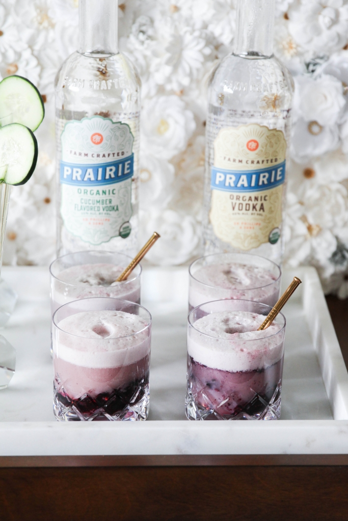 2 Essential Organic Cocktail Party Drinks - Prairie Organic Vodka