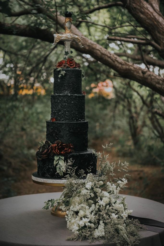 Jones Jones BritNicolePhotography JonesJonesBritNicolePhotographyBritNicoleGOT28 big 683x1024 - The Ultimate Game of Thrones Finale Party: A Wedding!