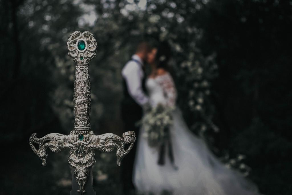 Jones Jones BritNicolePhotography JonesJonesBritNicolePhotographyBritNicoleGOT67 big 1024x683 - The Ultimate Game of Thrones Finale Party: A Wedding!