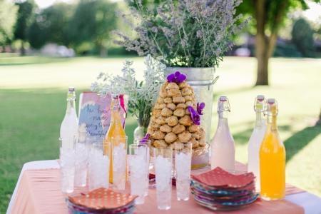 Une Petite Fete : A Croquet Party