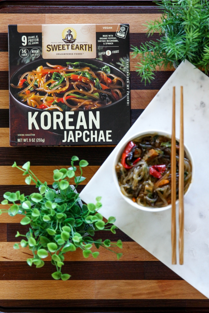 Korean Japchae Sweet Earth 1 683x1024 - Travel the Globe with Sweet Earth