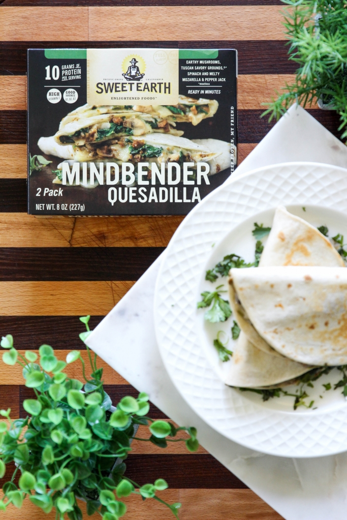 Quesadilla Sweet Earth 1 683x1024 - Travel the Globe with Sweet Earth