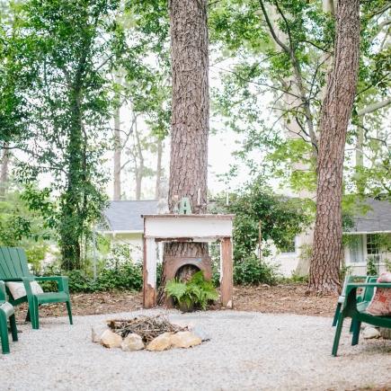 Whimsical Backyard Fairyland