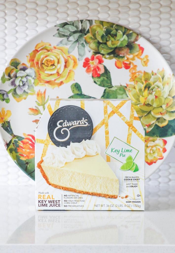 Edwards Key Lime Pie Pops + Spiked Horchata Caramel