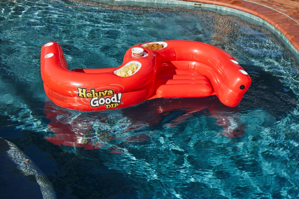 Heluva Good! Pool Float