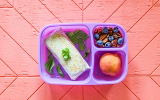 Quick Pick Sunsella Bento Box