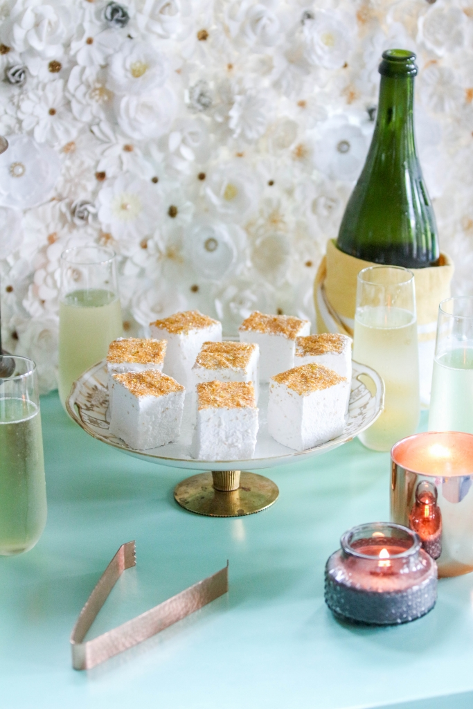 Homemade Champagne Marshmallows with Karo Syrup 12 683x1024 - Homemade Champagne Marshmallows