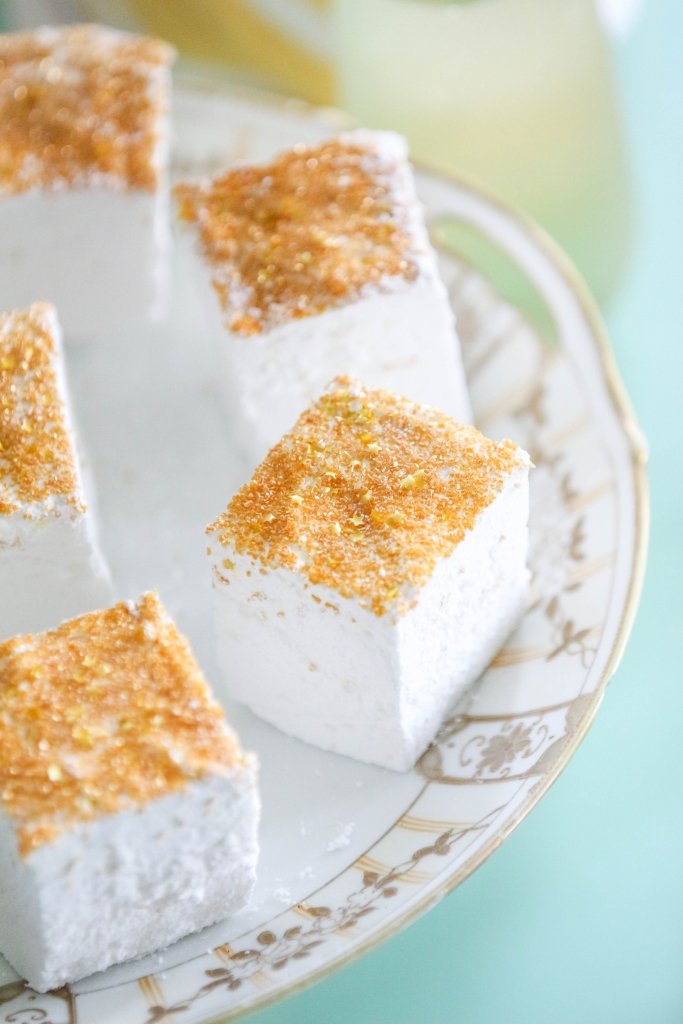 Homemade Champagne Marshmallows with Karo Syrup 15 683x1024 - Homemade Champagne Marshmallows