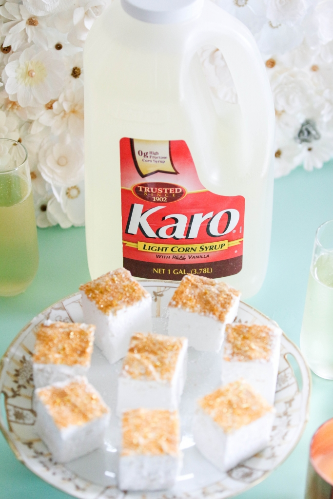 Homemade Champagne Marshmallows with Karo Syrup 16 683x1024 - Homemade Champagne Marshmallows