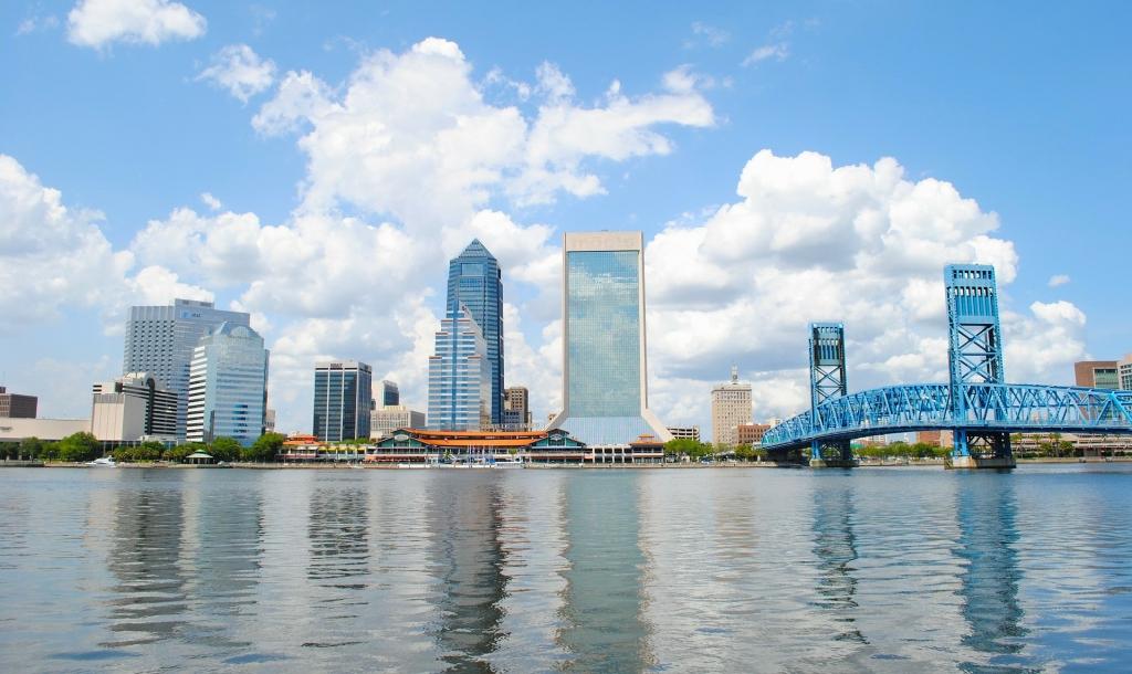jacksonville 77804 1920 1024x610 - Miami To Boston: An Epic Eastern USA Road Trip