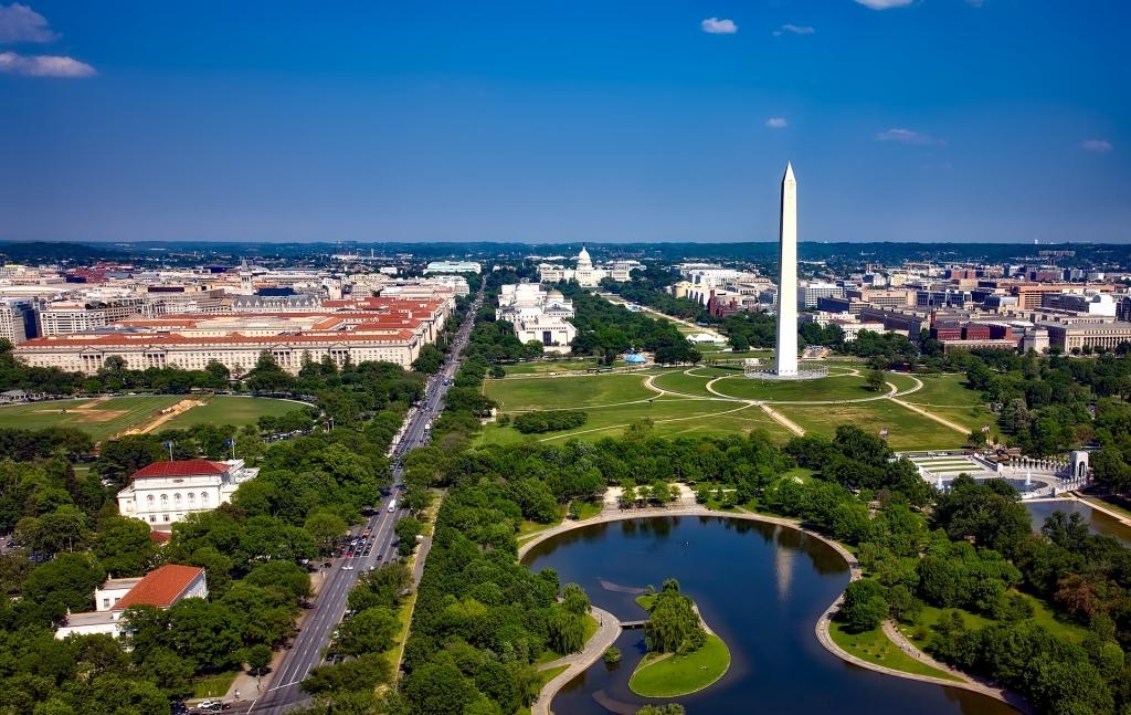 washington dc 1622643 1920 1024x647 - Miami To Boston: An Epic Eastern USA Road Trip
