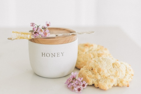 Drop Scone Recipe + Pairing