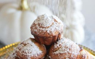 Kefir Streusel Muffins