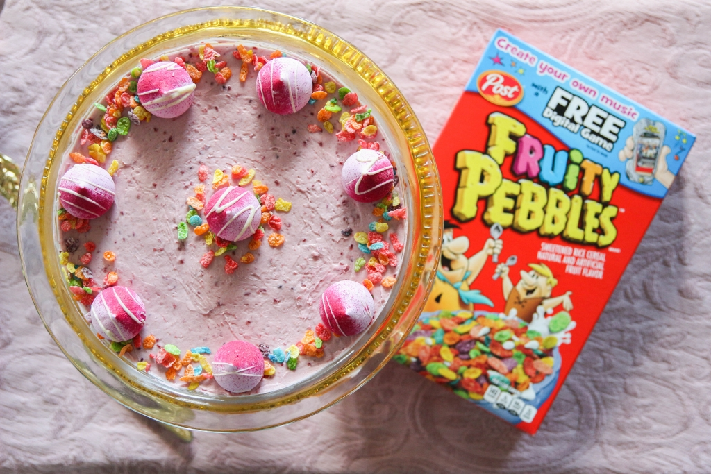 Fruity PEBBLES™ Raspberry Cream Tart 17 1024x683 - Fruity PEBBLES™ Raspberry Cream Tart