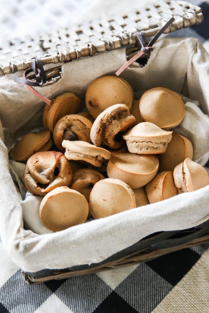 Roasted Beef & Mushroom Cheese Bread Bites