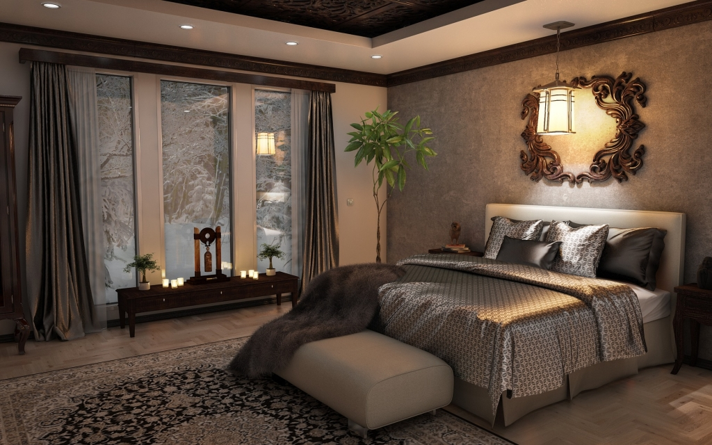 bedroom 3778695 1920 1024x640 - Cozy Home Ideas To Keep You Toasty During Winter
