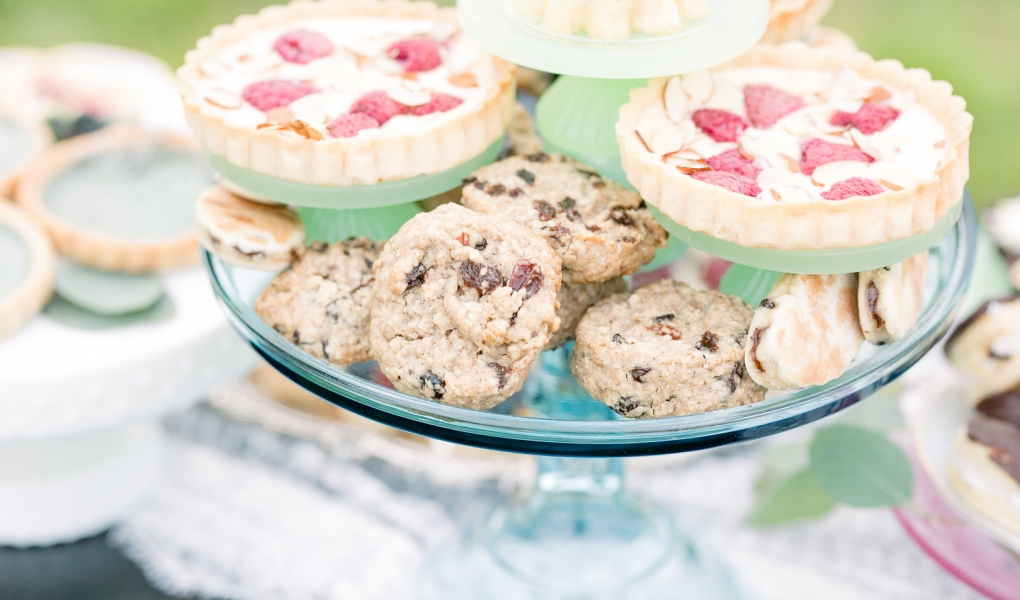Welsh Cookie Recipe + Bohemian Cakes
